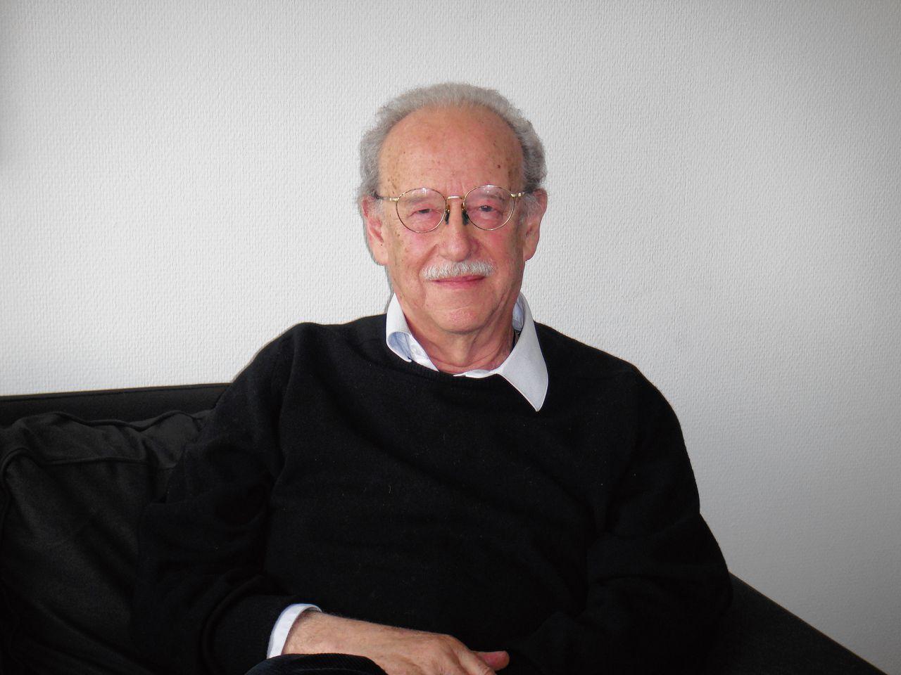 Kristofer Schipper in 2009. Een jaar later zou zijn vertaling van de Daodejing verschijnen, ook bekend als Tao Te Ching.