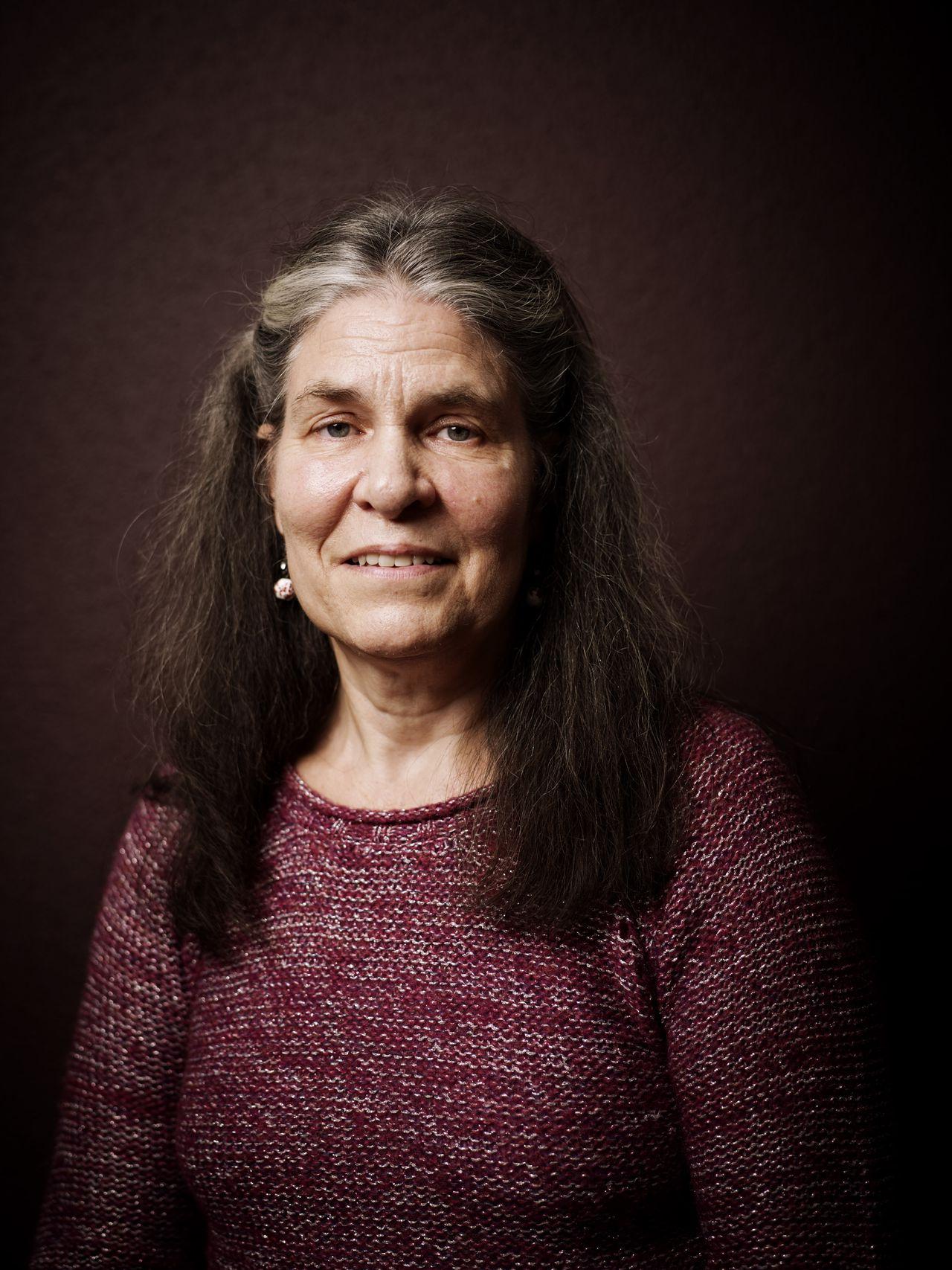 Nederland, Zoetermeer, 13-11-2012 Reina Dokter vertaalster van het Kroatisch, Servisch en Bosnisch PHOTO AND COPYRIGHT ROGER CREMERS